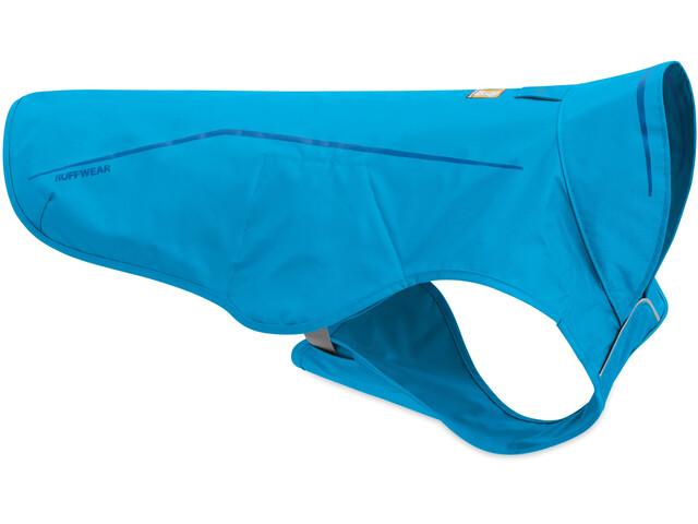 Ruffwear Sun Shower Kurtka przeciwdeszczowa, blue dusk